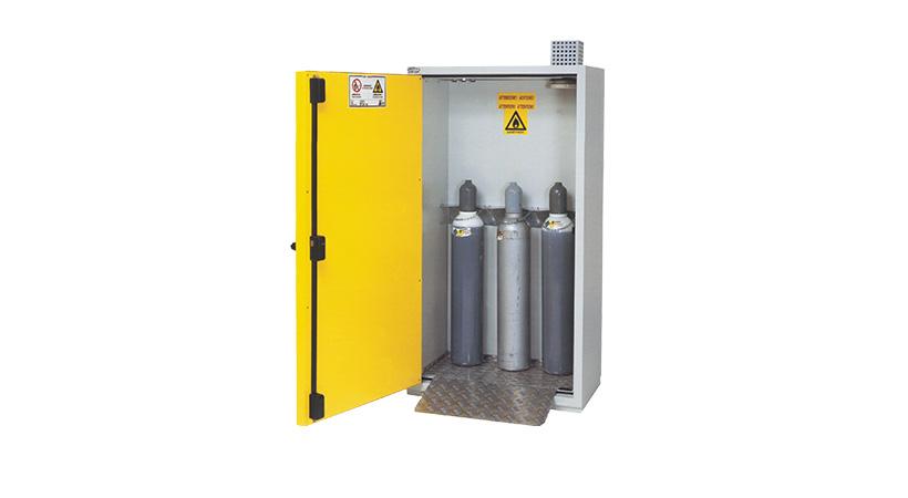 Gas Cylinder Storage Cabinets